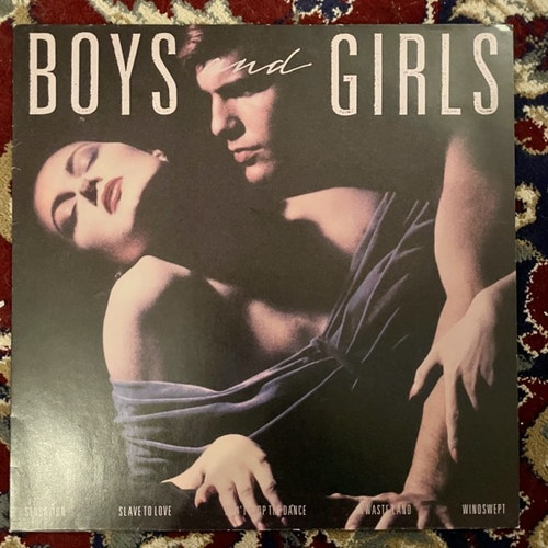 BRYAN FERRY Boys And Girls (EG - Germany original) (VG+) LP