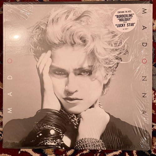 MADONNA Madonna (Sire - Canada early repress) (EX) LP