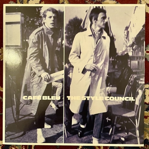 STYLE COUNCIL, the Café Bleu (Polydor - Holland original) (EX/VG+) LP