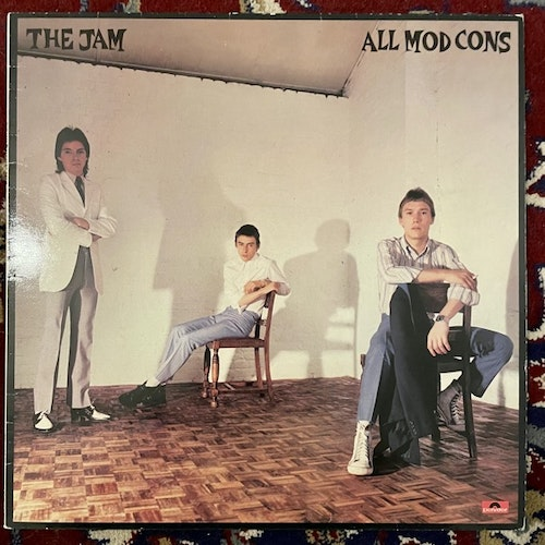 JAM, the All Mod Cons (Polydor - UK original) (VG+) LP