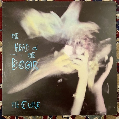 CURE, the The Head On The Door (Fiction - UK original) (VG+) LP