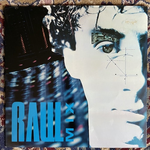 VARIOUS Raul Mix (Blanco Y Negro - Spain original) (VG+) LP
