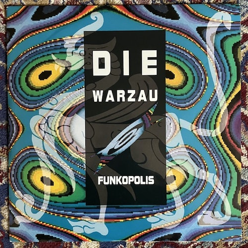 DIE WARZAU Funkopolis (Fiction - UK original) (VG+) 12""