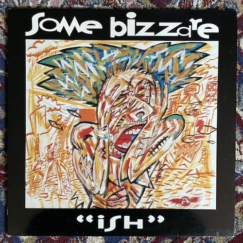 VARIOUS Ish (Some Bizzare - UK original) (VG+) LP