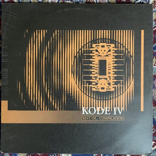 KODE IV Best Of... Compilation (KK - Belgium original) (EX) 2LP