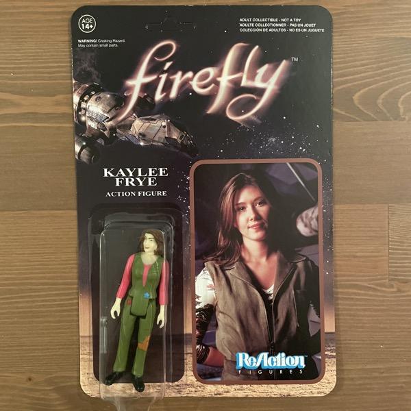 FIREFLY Kaylee Frye ReAction Figure