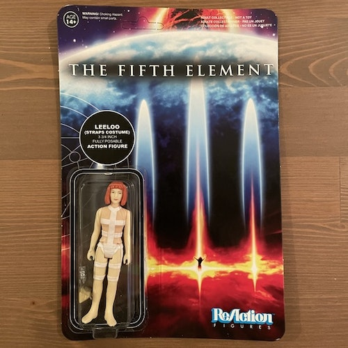 FIFTH ELEMENT, the Leeloo ReAction Figure