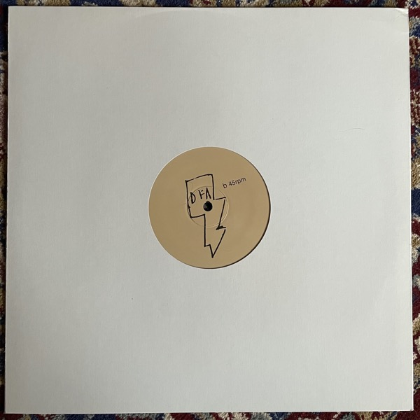 """JUAN MACLEAN, the / THE RAPTURE Give Me Every Little Thing / Killing (DFA - USA original) (EX/NM) 12"""""""