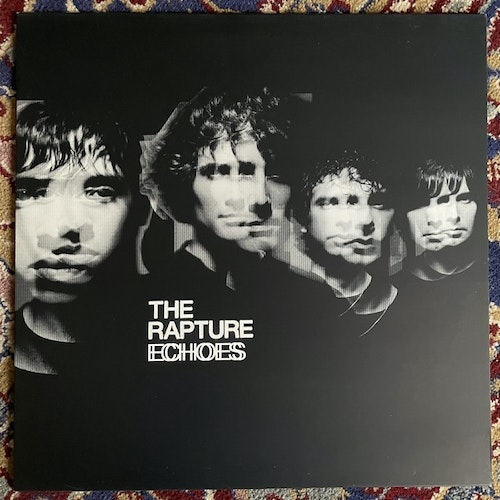 RAPTURE, the Echoes (Output - UK original) (EX/VG+) LP