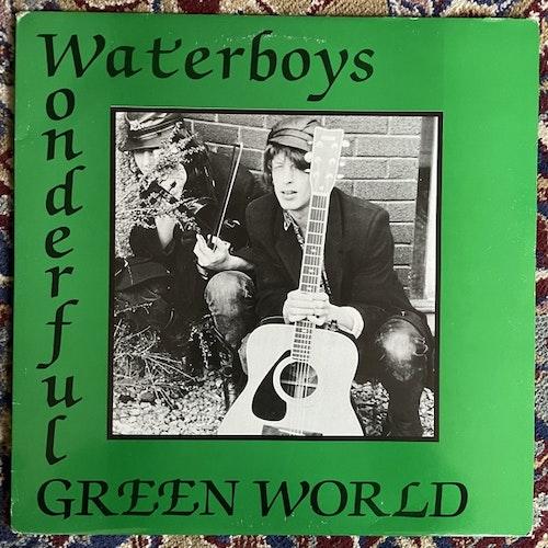 WATERBOYS, the Wonderful Green World (No label - Europe original) (VG+) LP