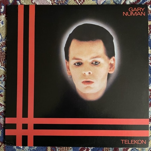 GARY NUMAN Telekon (ATCO - USA original) (VG+) LP