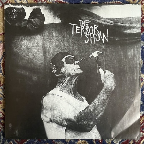 TERROR SHOW, the The Terror Show (Förlaget Error - Sweden original) (VG+/EX) 2LP
