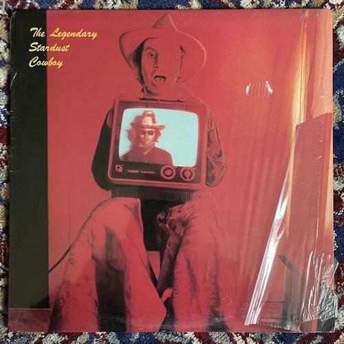 LEGENDARY STARDUST COWBOY, the Rock-It To Stardom (Clear vinyl) (Amazing - USA original) (EX) LP