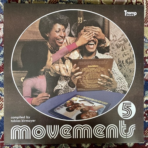 VARIOUS Movements 5 (Tramp - Germany original) (EX) 2LP