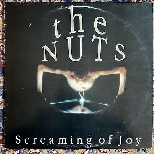 NUTS, the Screaming Of Joy (Arda - Sweden 2nd press) (VG/EX) LP