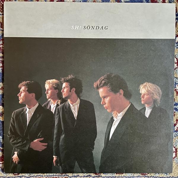 SH! Söndag (Papa - Sweden original) (VG+) LP