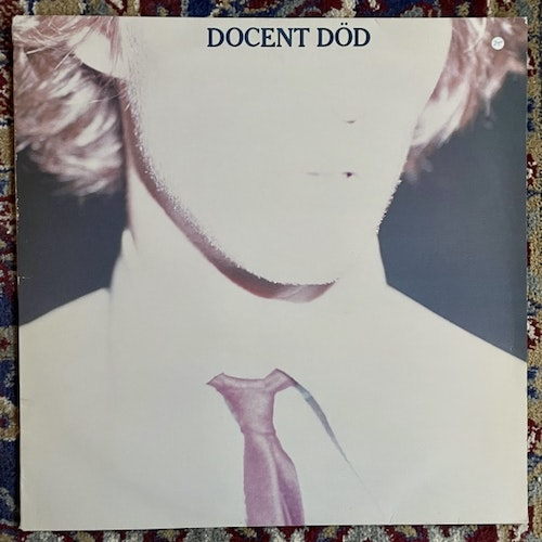 DOCENT DÖD Docent Död (Sonet - Sweden original) (VG+) LP