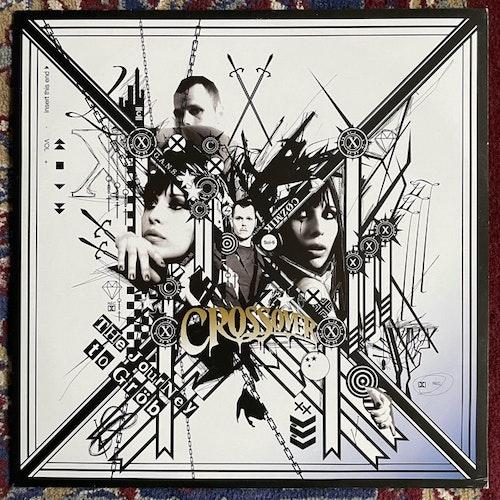 "CROSSOVER The Journey To Gröb (International Deejay Gigolo - Germany original) (EX/VG+) 12"""