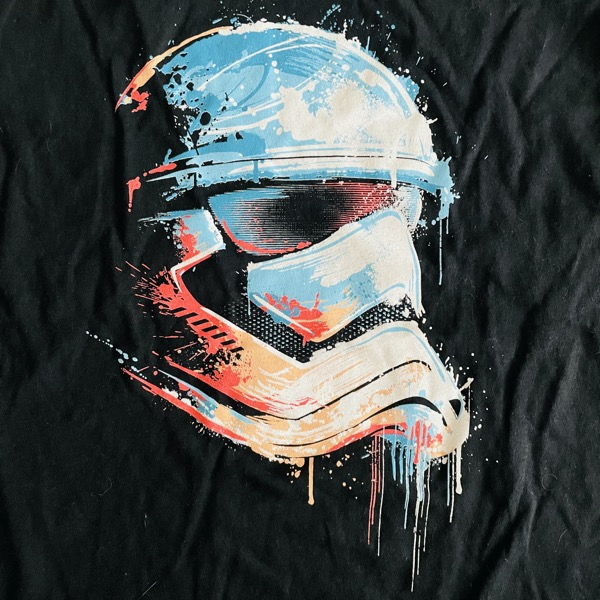 STAR WARS Stormtrooper (S) (NEW) T-SHIRT