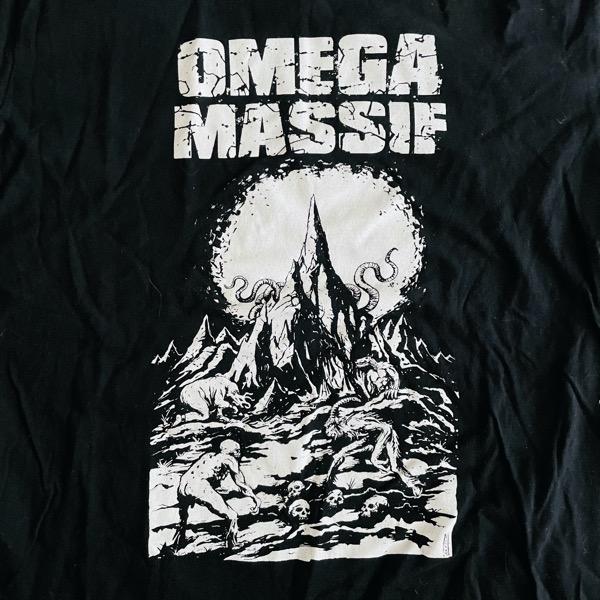 OMEGA MASSIF Omega Massif (M) (USED) T-SHIRT