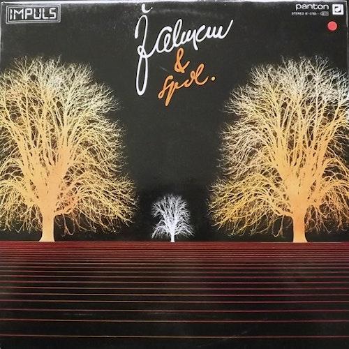 ŽALMAN & SPOL. Žalman & Spol. (Panton - Czechoslovakia original) (EX/VG) LP