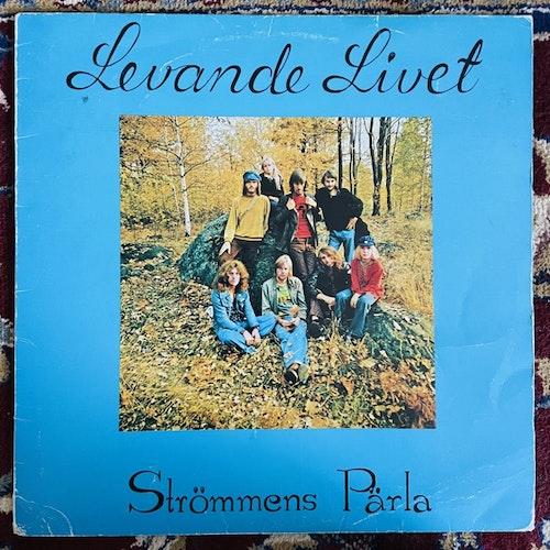 LEVANDE LIVET Strömmens Pärla (Silence - Sweden original) (VG-/VG) LP