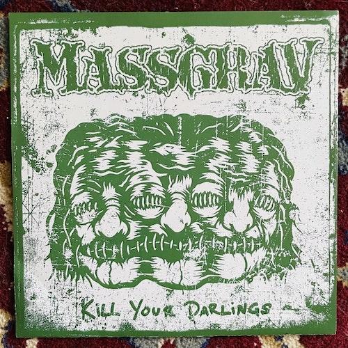 """MASSGRAV Kill Your Darlings (Regurgitated Semen - Germany original) (NM) 7"""""""