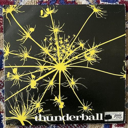 "MARTA ROSE, JEAN CLAUDRIC ET SON ORCHESTRE Thunderball (Gala - Sweden original) (VG+/VG) 7"""