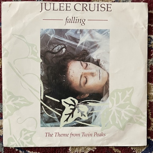 SOUNDTRACK Julee Cruise ‎– Falling (The Theme From Twin Peaks) (Warner - Europe original) (VG) 7""