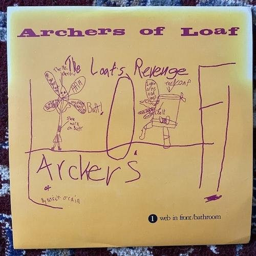 """ARCHERS OF LOAF The Loaf's Revenge (Alias - USA original) (VG+/EX) 7"""""""