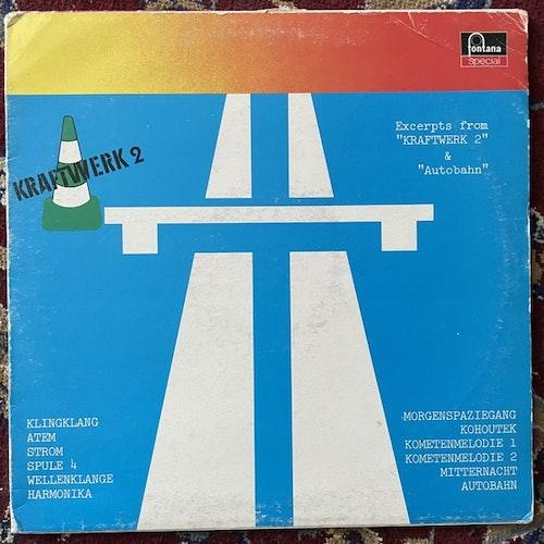 KRAFTWERK Kraftwerk 2 (Fontana - Italy original) (VG) LP