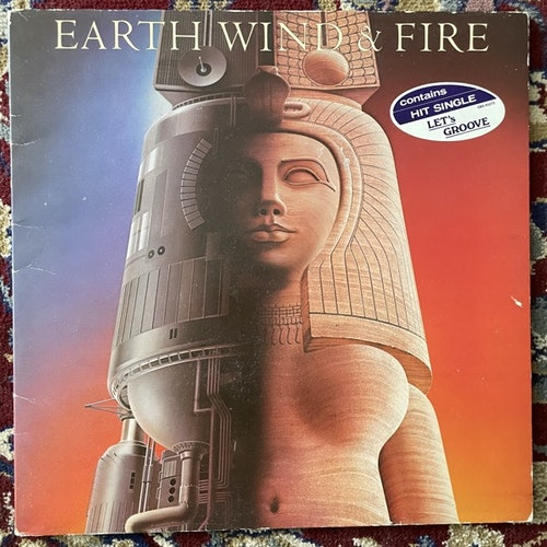 EARTH, WIND & FIRE Raise! (CBS - Europe original) (VG) LP