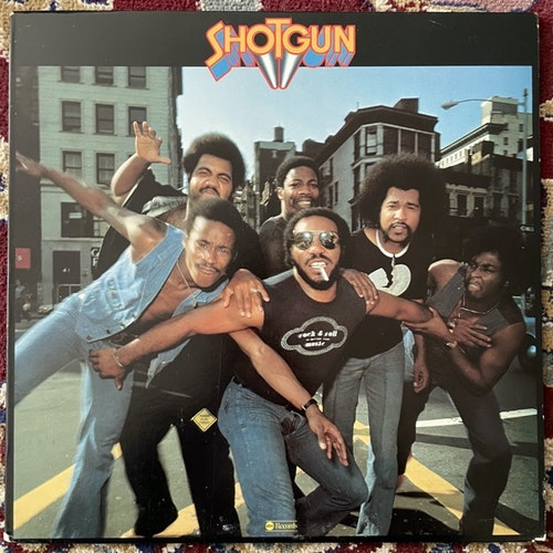 SHOTGUN Shotgun (ABC - USA original) (VG+) LP