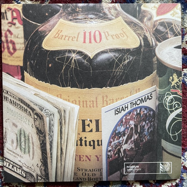 "MADLIB Barrel Proof / 10 Summers Old (Technical Equipment Supply - USA original) (EX) 7"""