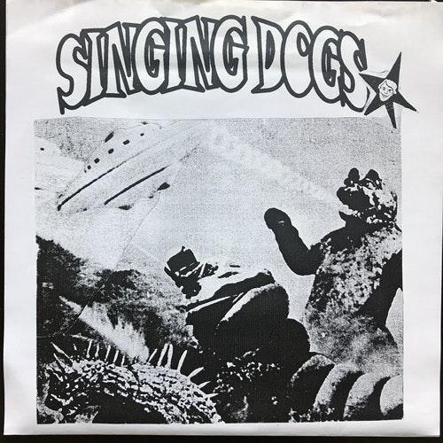 "SINGING DOGS Right Now (Ken Rock - Sweden original) (VG+/EX) 7"""