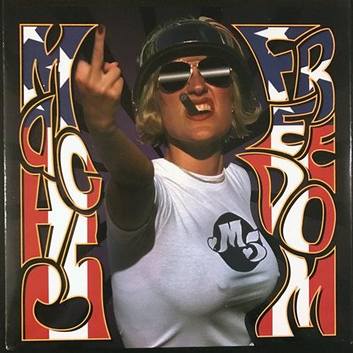 """MACH V Freedom (Flapping Jet - USA original) (EX) 7"""""""