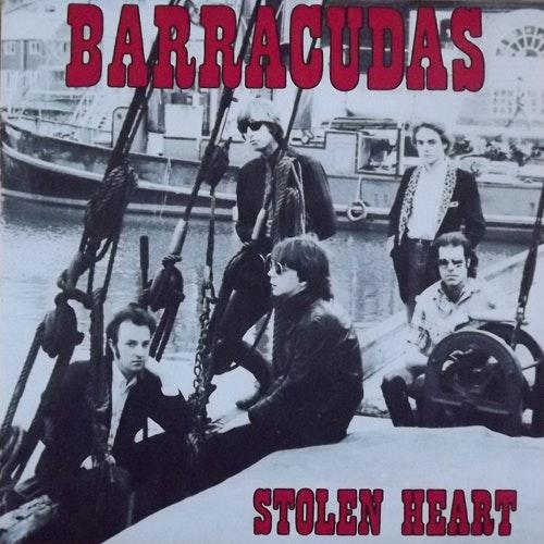 "BARRACUDAS Stolen Heart (Closer - France original) (EX) 7"""