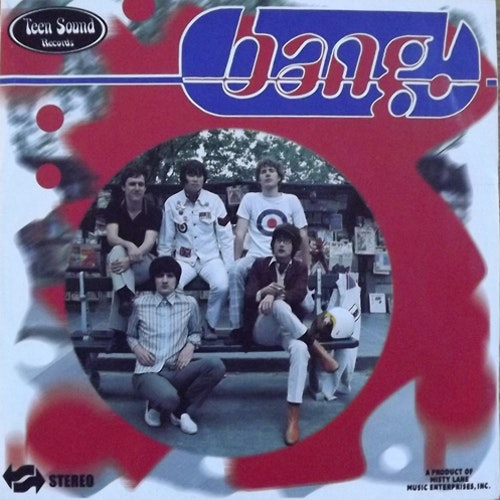 BANG! Wild Blood (Teen Sound - Italy original) (EX) 7""