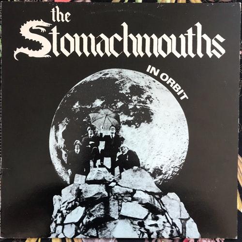 STOMACH MOUTHS, the In Orbit (Got To Hurry - Sweden original) (VG+/EX) MLP
