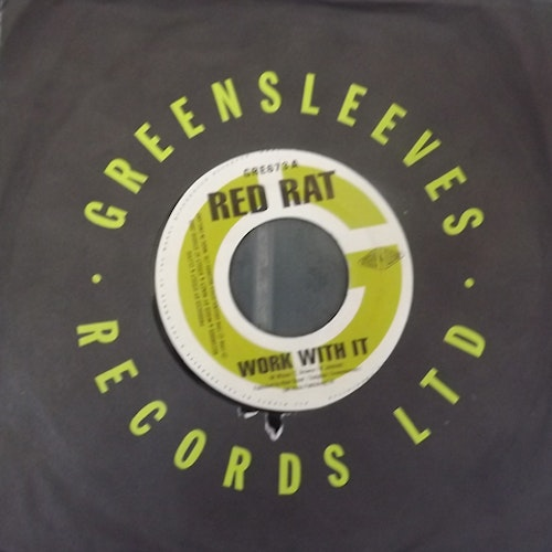 RED RAT/GENIUS Split (Greensleeves - UK original) (VG/EX) 7""