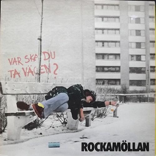 ROCKAMÖLLAN Var Ska Du Ta Vägen? (Sonet - Sweden original) (VG+) LP
