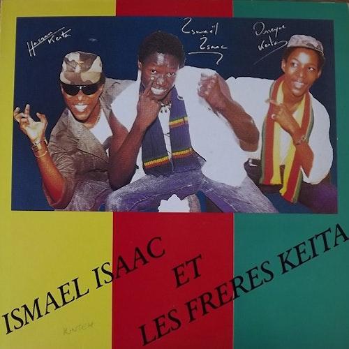 ISMAËL ISAAC ET LES FERES KEÏTA Ismaël Isaac Et Les Freres Keïta (Disques Espérance - France original) (VG+) LP