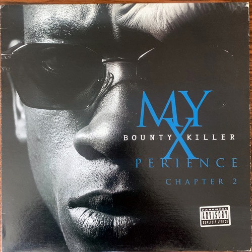 BOUNTY KILLER My XPerience Chapter 2 (TVT - USA original) (VG+) LP
