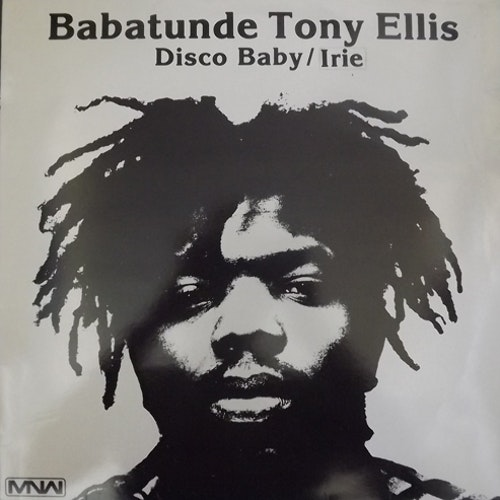 BABATUNDE TONY ELLIS Disco Baby (MNW - Sweden original) (VG+) 12""