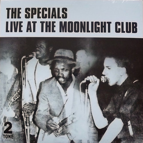 SPECIALS, the Live At The Moonlight Club (Two-Tone - UK reissue) (SS) LP