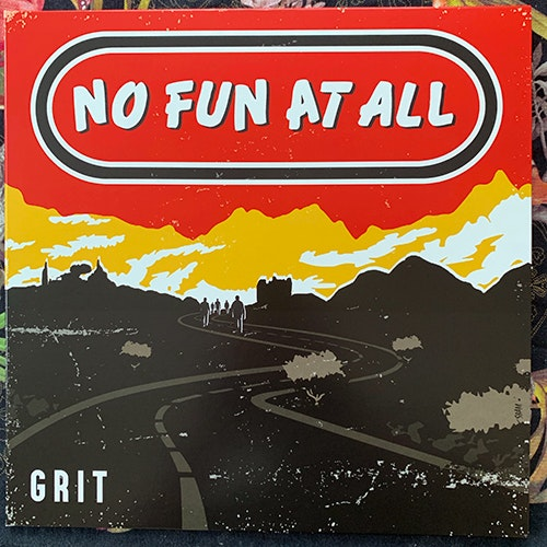 NO FUN AT ALL Grit (De:Nihil - Europe original) (NEW) LP