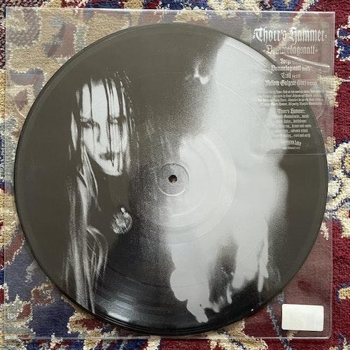 THORR'S HAMMER Dommedagsnatt (Southern Lord - USA 2004 reissue) (EX) PIC LP