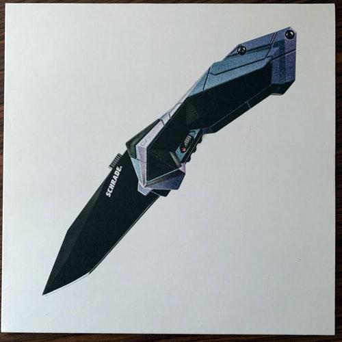 "CHEMOTEX Schrade Knives (The Trilogy Tapes - UK original) (NM/EX) 12"""