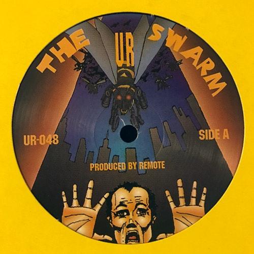 """REMOTE The Swarm (Underground Resistance - USA original) (EX) 12"""""""