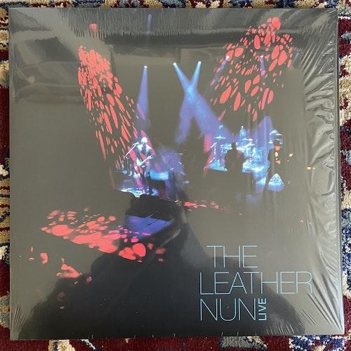 LEATHER NUN, the Live (Blue vinyl) (Wild Kingdom - Sweden original) (NM/EX) LP